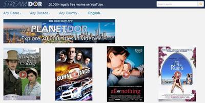 Image result for streamdor website